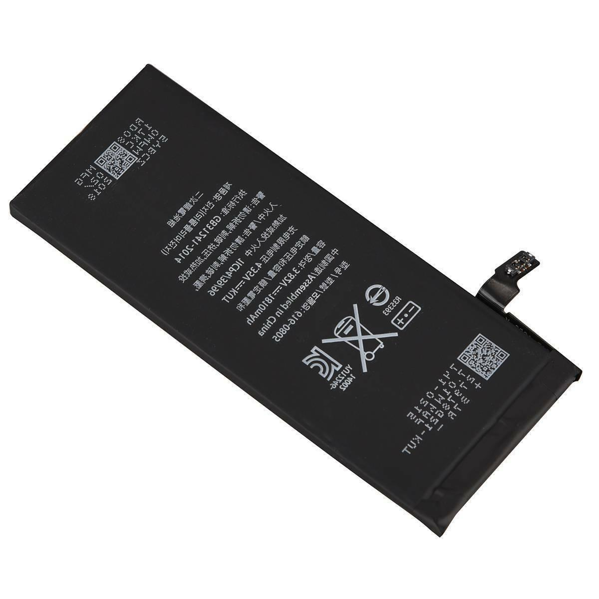 1810mAh Li-ion Replacement Cell for Apple 6 + Tool
