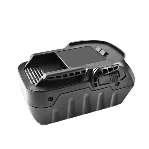 18V 4.0Ah Replacement Battery for RIDGID R840085