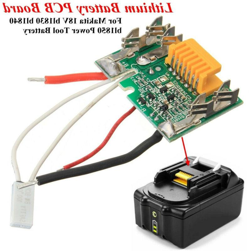 18V Replacement Battery Chip PCB Board For Makita BL1830 BL1