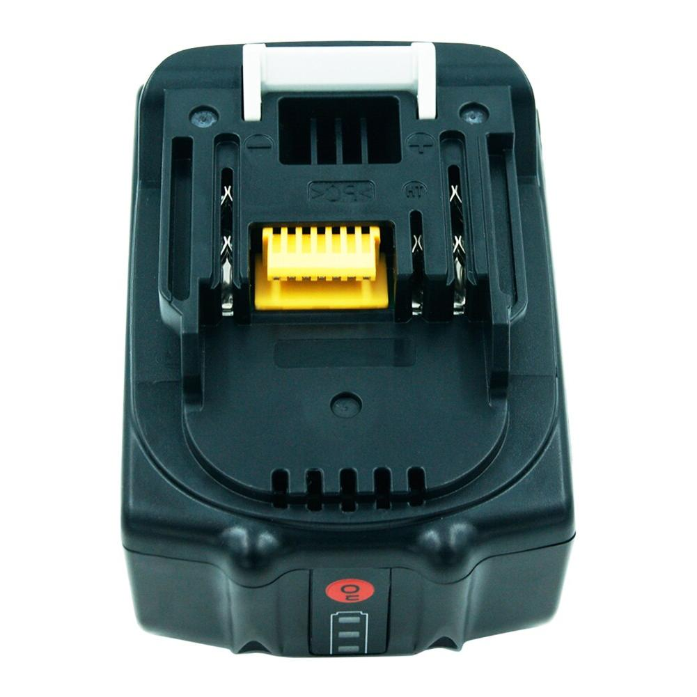 2.0/4.0/5.0/6.0 Rechargeable Replacement <font><b>18V</b></font> Battery BL1860 <font><b>Cordless</b></font> <font><b>Drills</b></font>