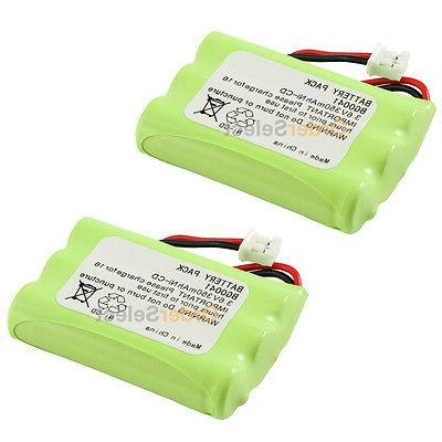 2 monitor rechargeable replacement battery