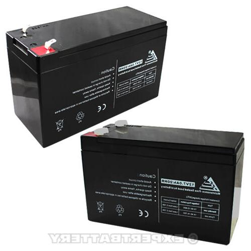 ExpertBattery BATTERY REPLACEMENT. ENDURING 12V 7AH