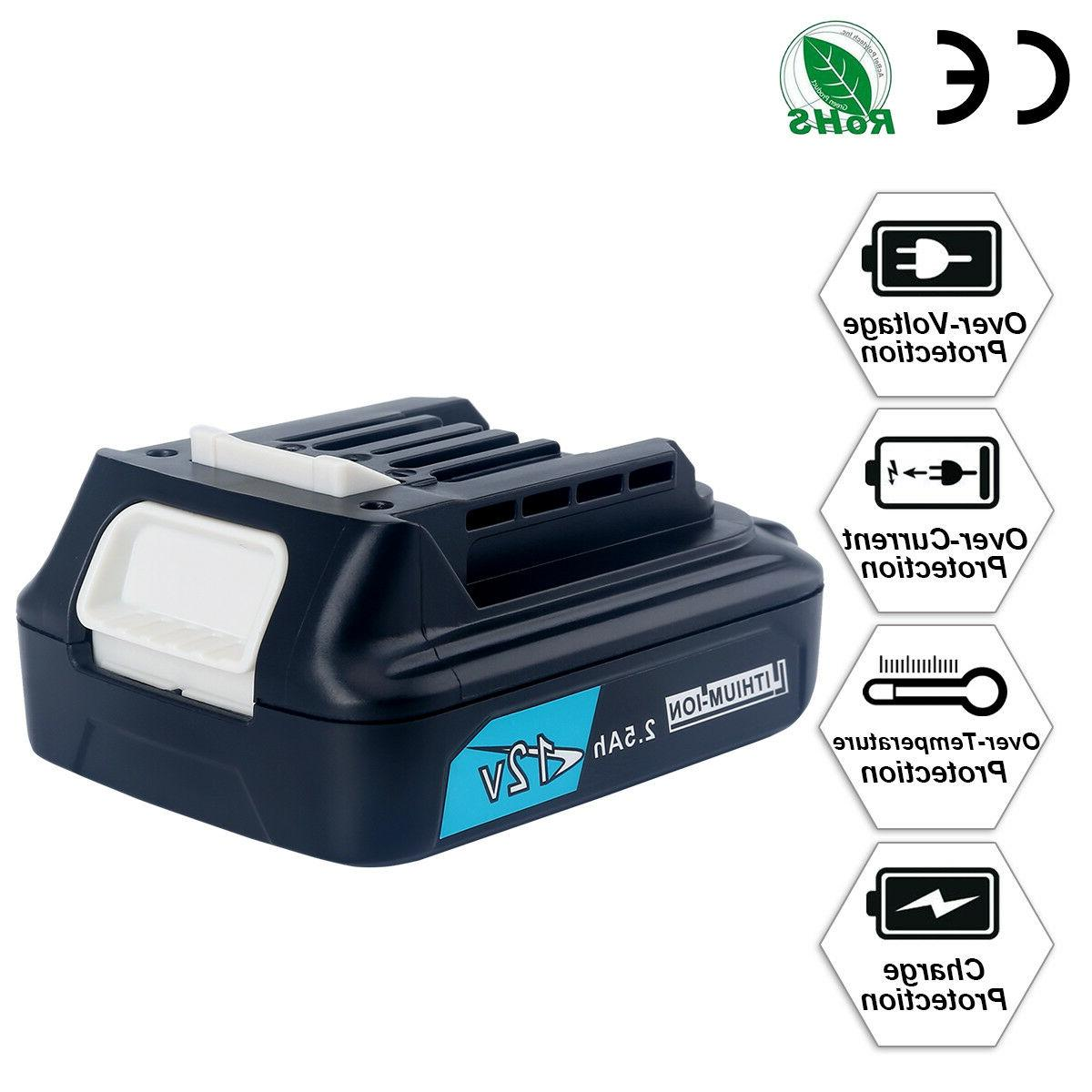 New CXT 2.5Ah Battery Replacement for