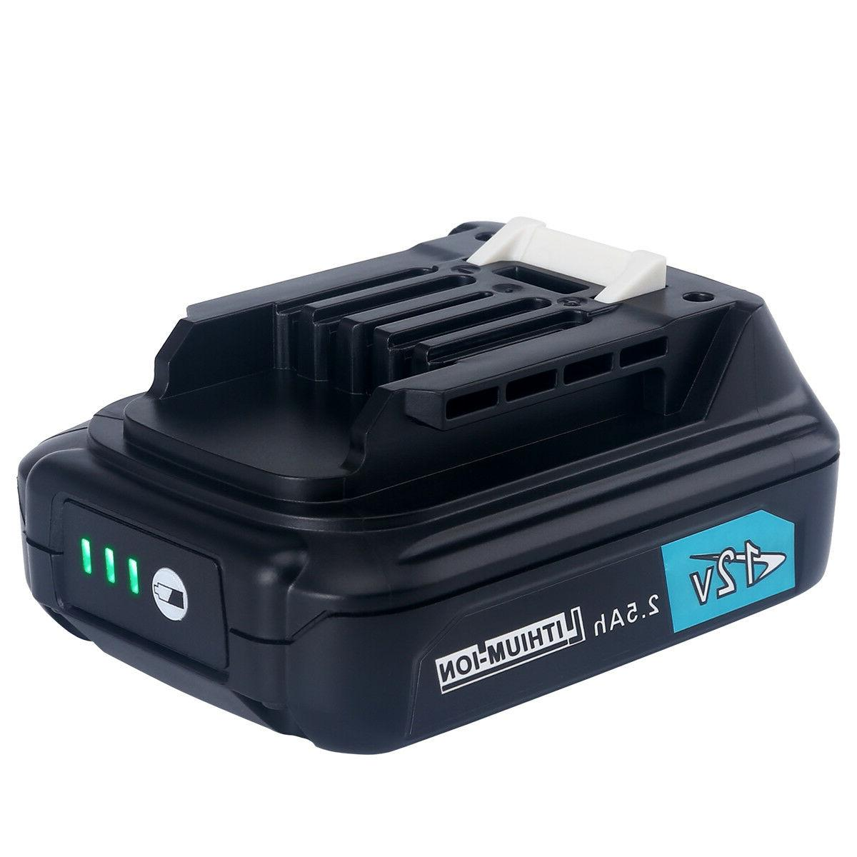 New CXT 2.5Ah Lithium-Ion Replacement for Tool