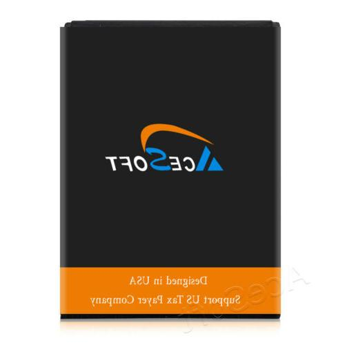 2350mah extra replacement battery for zte prestige