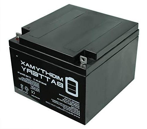 Mighty 26AH Battery Replacement for Odyssey Brand