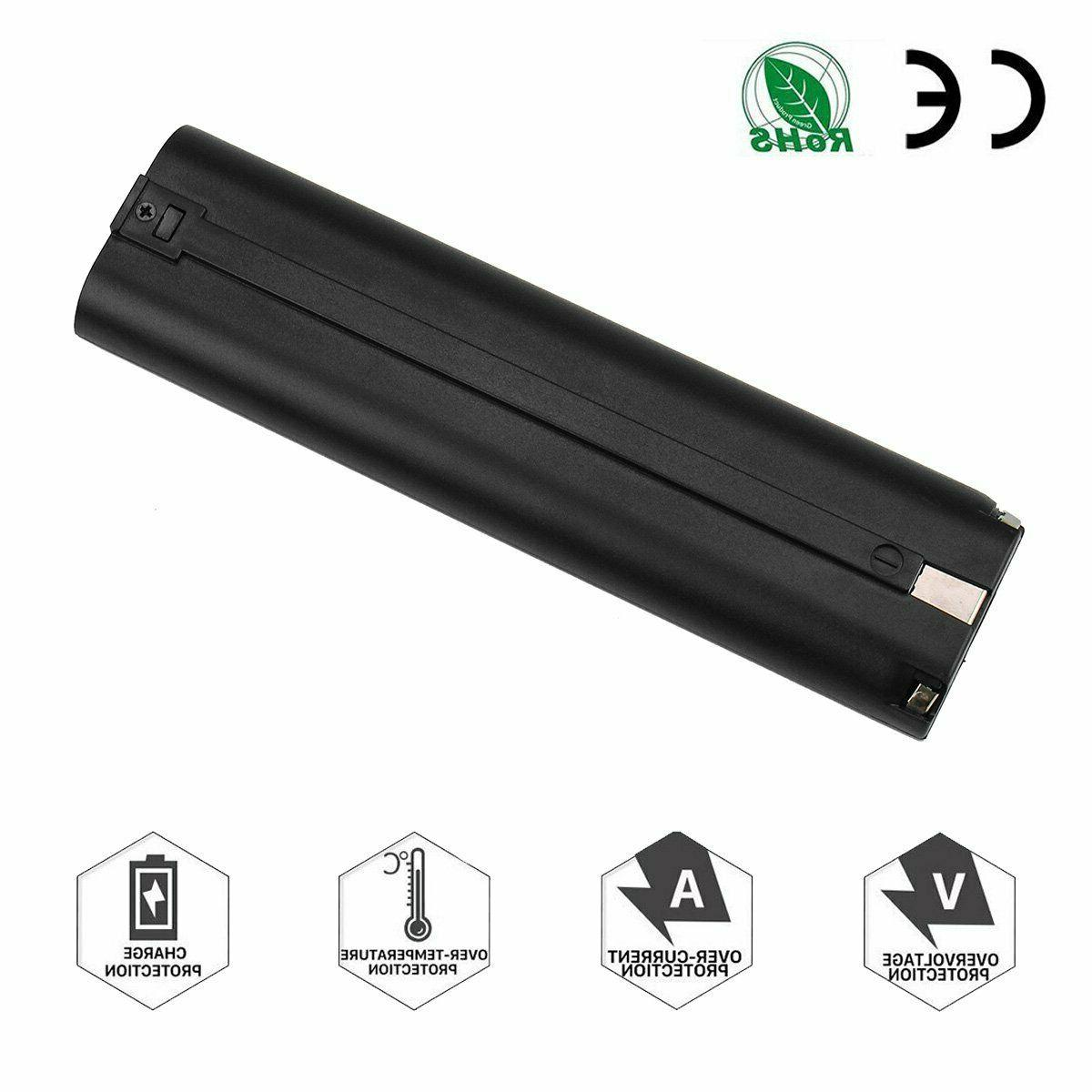 2Pack 3000mAh Replacement Battery For 9000 9600