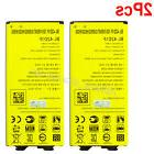 2Pcs BL-42D1F Replacement 3.8V 2800mAh Rechargeable Li-Ion B