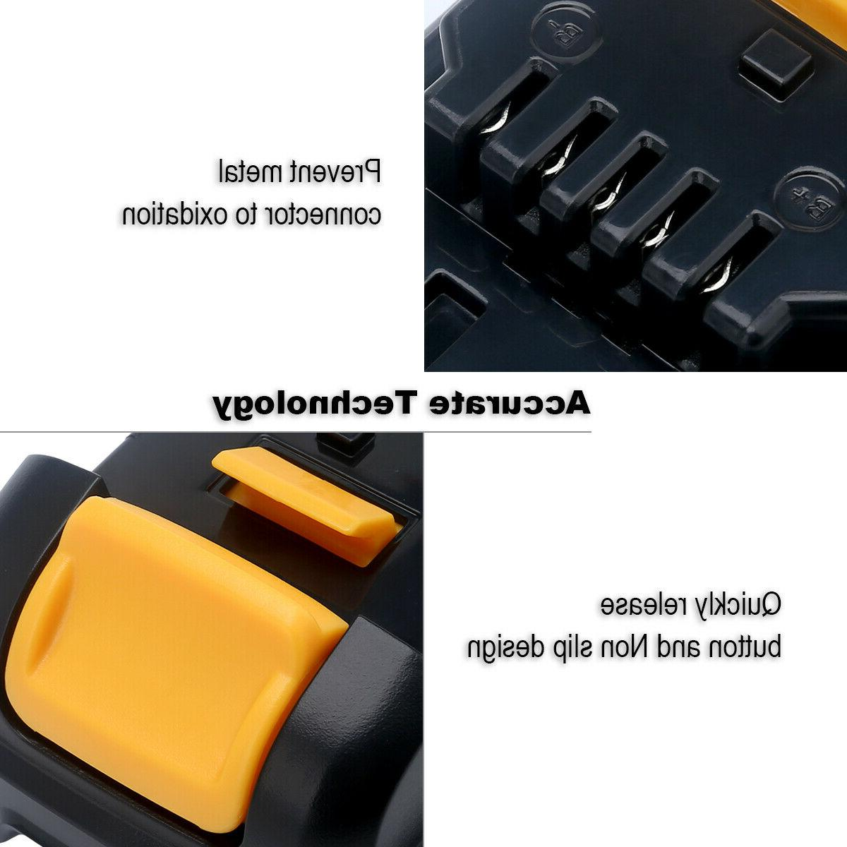 2XFor 12V Max 2.5AH Lithium Ion Battery