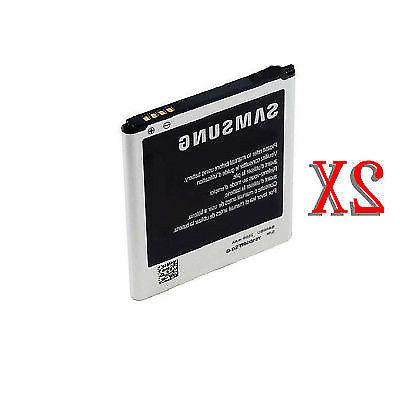 2xnew oem original replacement battery for galaxy