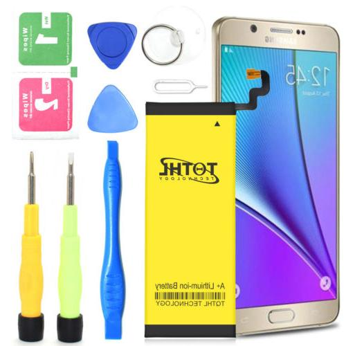 3200mAh Extra Battery Replacement + Tool Kit For  Samsung Ga
