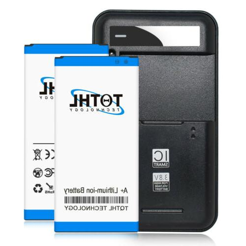 3500mAh Replacement Battery or Charger For Samsung Galaxy J7