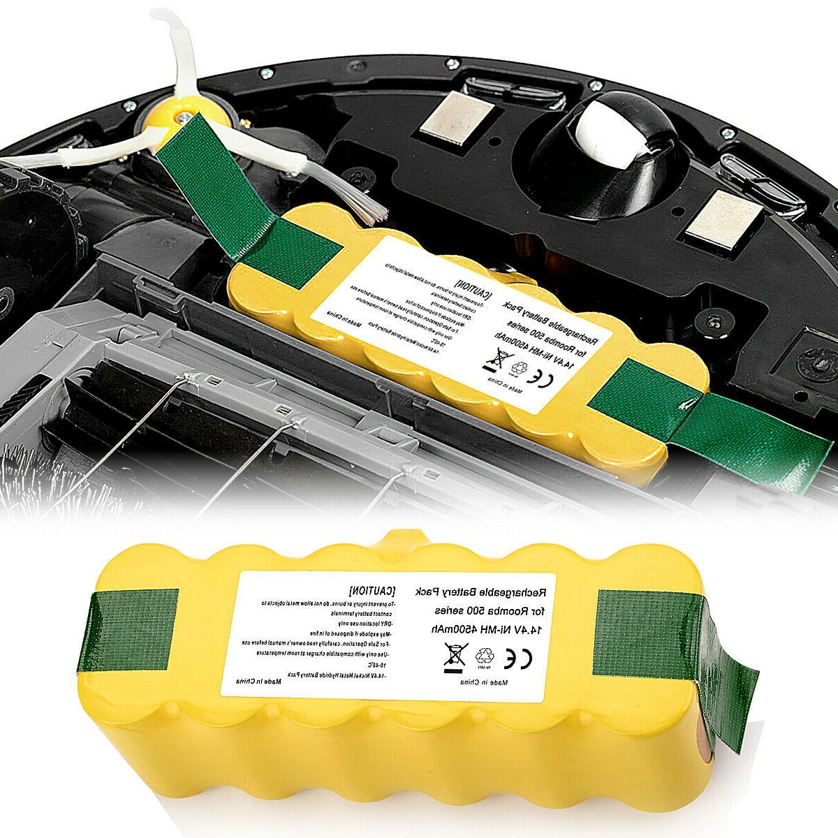 4.5Ah Replacement Roomba 600 series