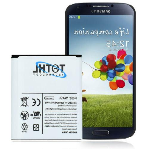 New 4000mAh Replacement Extended Slim Battery for Samsung Ga