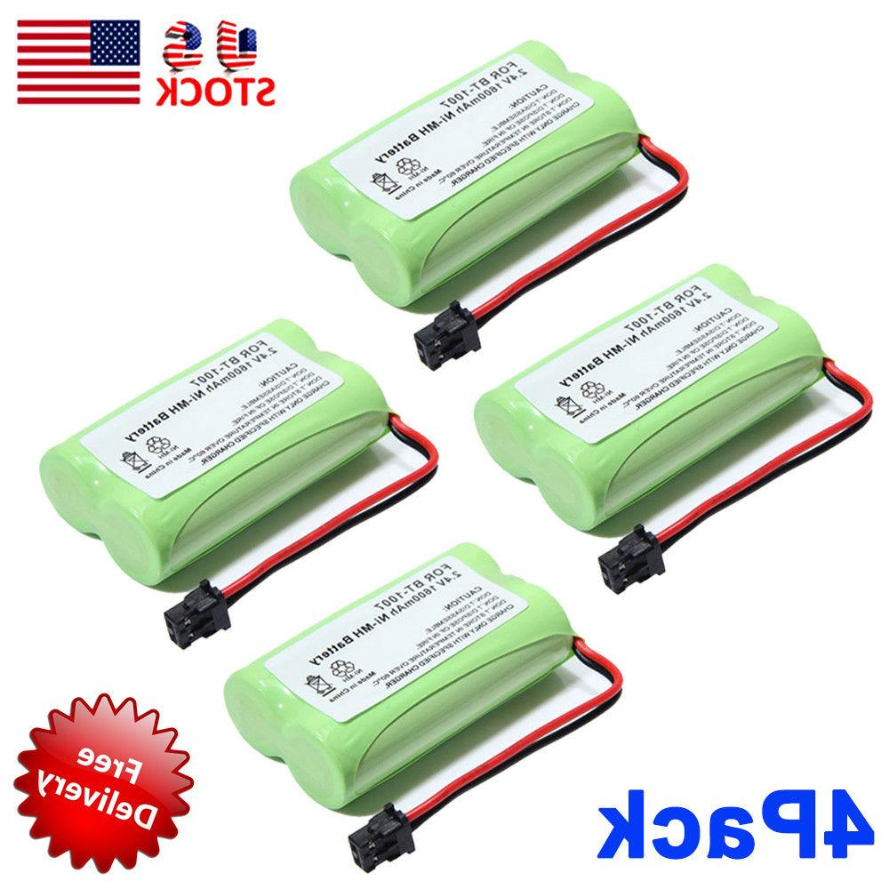 4x replacement battery for uniden dect 6