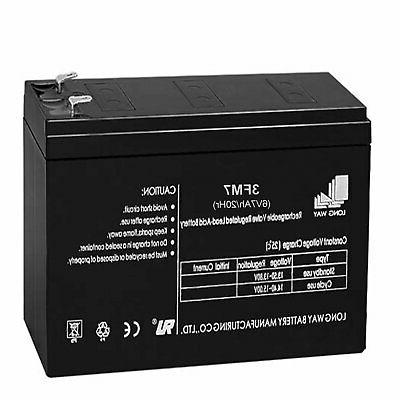 6 volt 7ah battery replacement for kids
