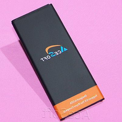 6670mAh Replacement Battery For Samsung N910V N910P
