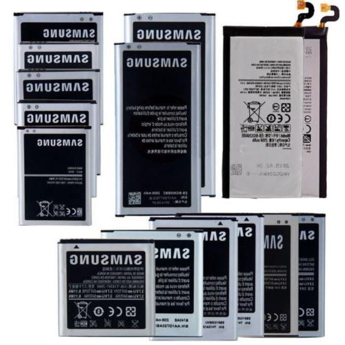 OEM Replacement Battery For Samsung Galaxy S2 S3 S4 S5 S6 S7