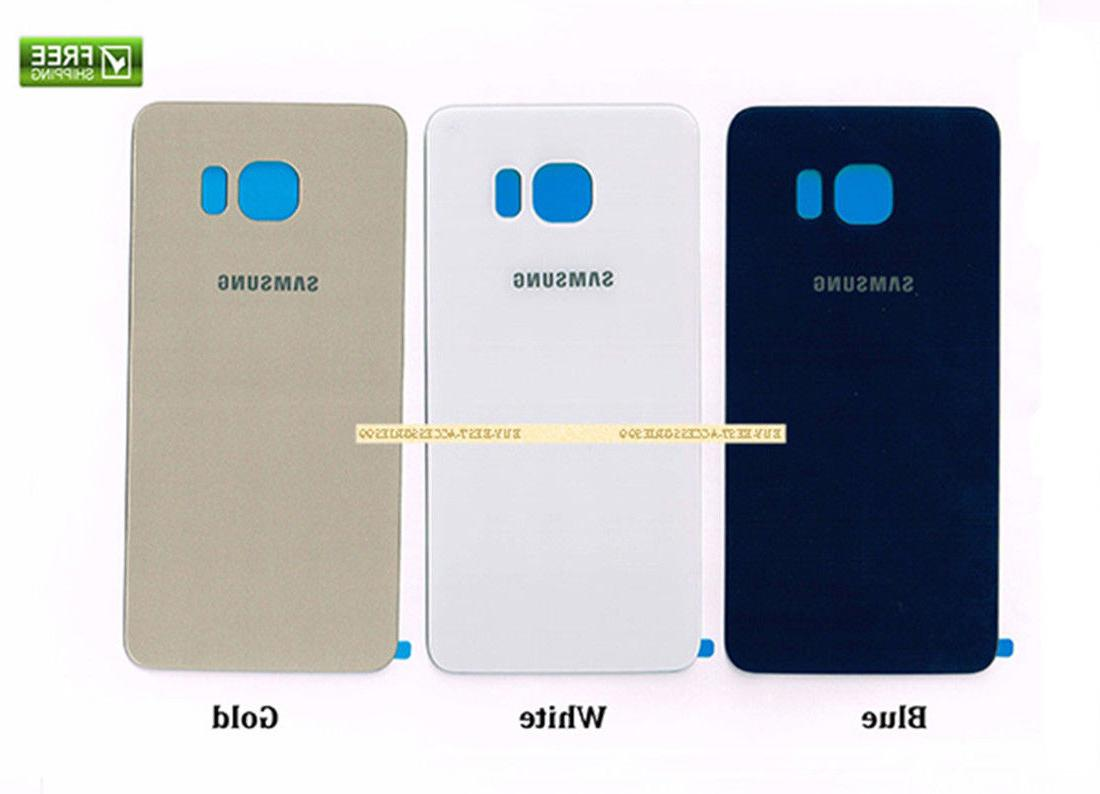 Replacement Back Cover Battery Door Case For Samsung Galaxy