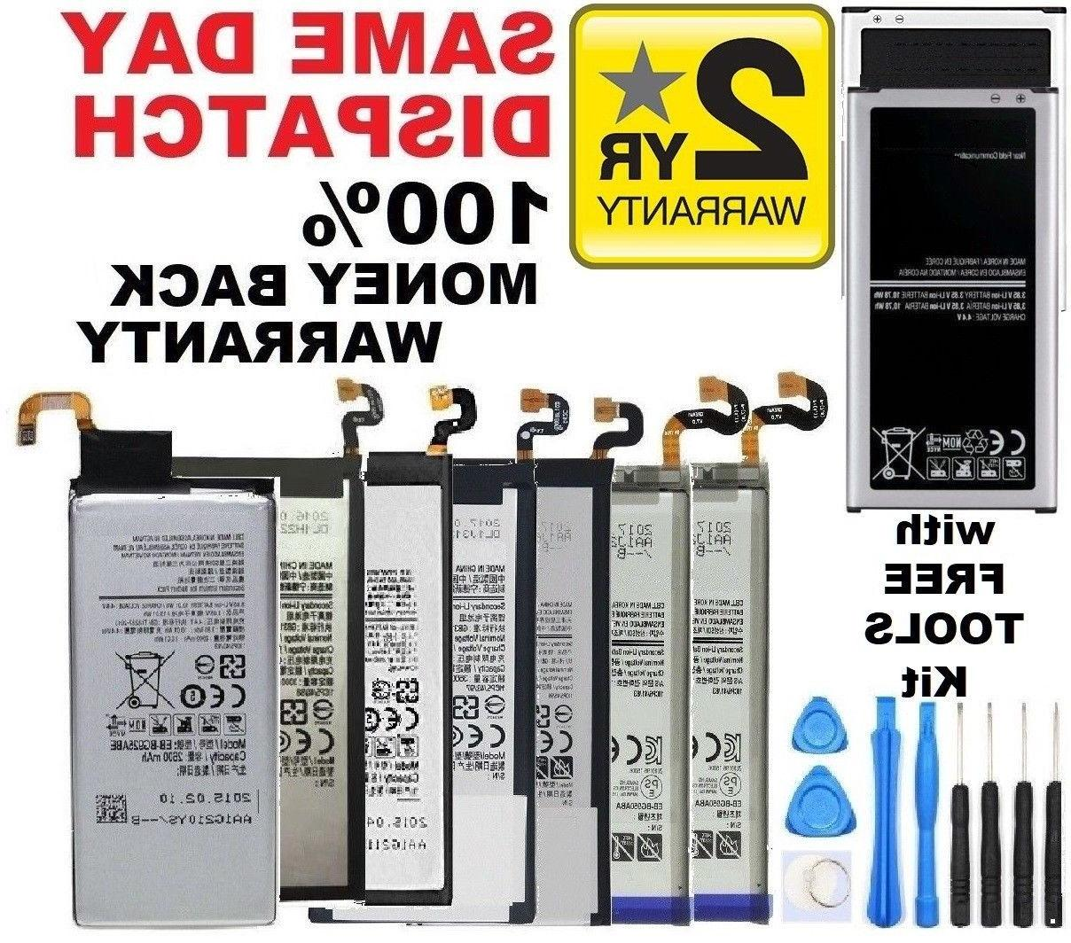 Replacement Battery For Samsung Galaxy OEM S4 S5 S6 S6 EDGE