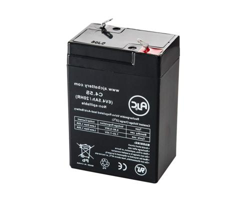 AJC Replacement Battery for Lithonia ELB06042 6V, 4.5Ah Emer