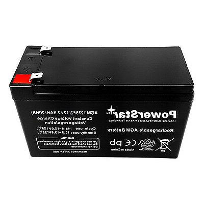PowerStar® B B Battery Replacement 12V - YEAR