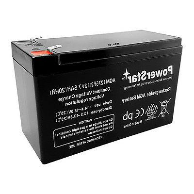 PowerStar® B Battery Replacement 12V - YEAR WARRANTY