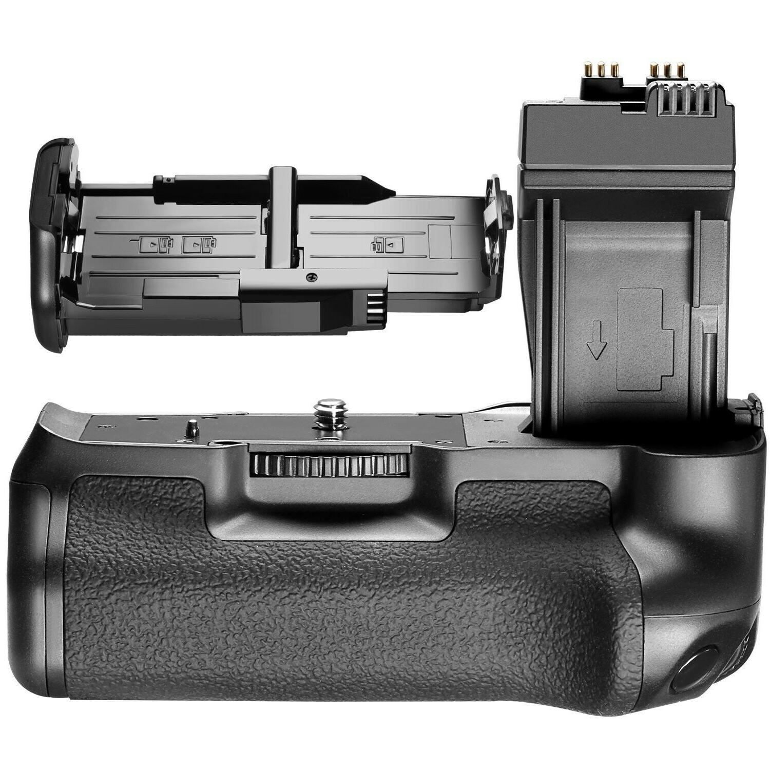 bg e8 replacement battery grip for canon