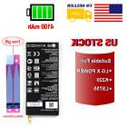BL-T24 4100mAh New Replacement Battery With Adhesive For LG
