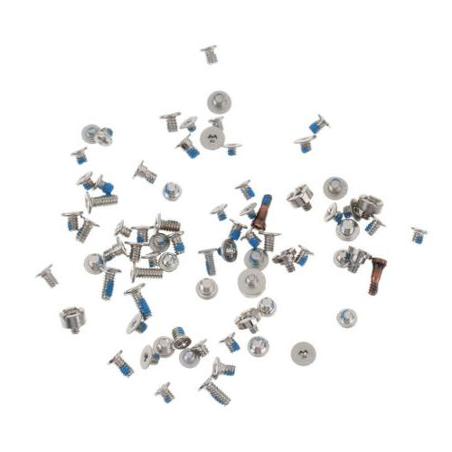 Cell Phone Full Set Screws Replacement Parts for Apple iPhon