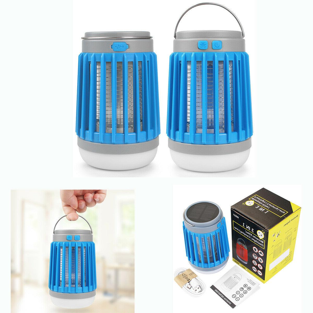 Electric Lamp Outdoor/Indoor Bug Insect Zapper Trap