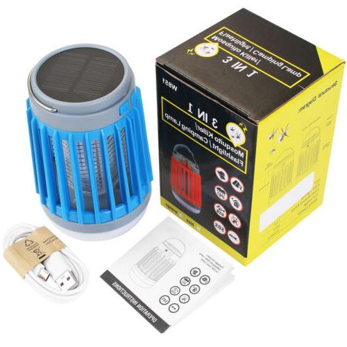 Electric UV Lamp Outdoor/Indoor Light Fly Bug