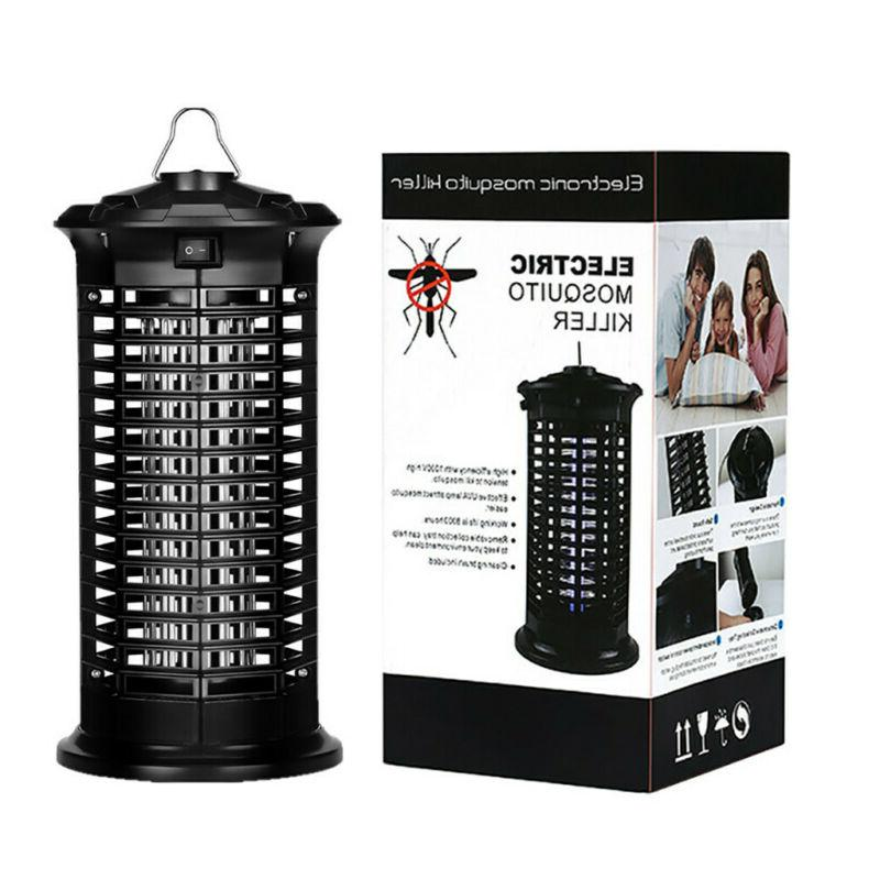 Electric Lamp Insect Zapper Trap Light
