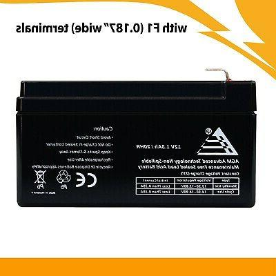 ExpertBattery 12V 1.3Ah Battery Replacement N000000004039