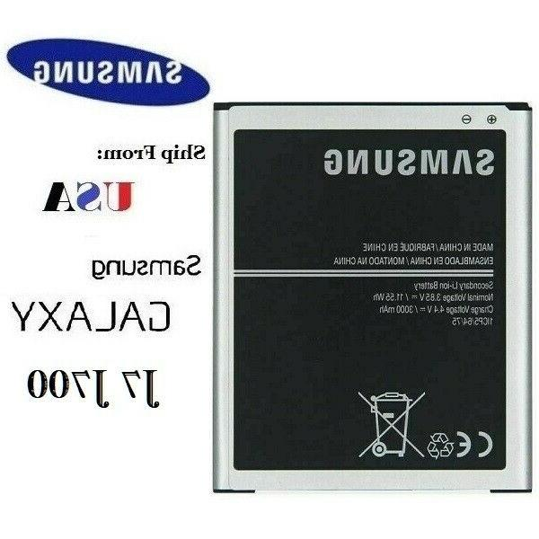 Replacement Battery for Samsung Galaxy J7 J700 2015 EB-BJ700