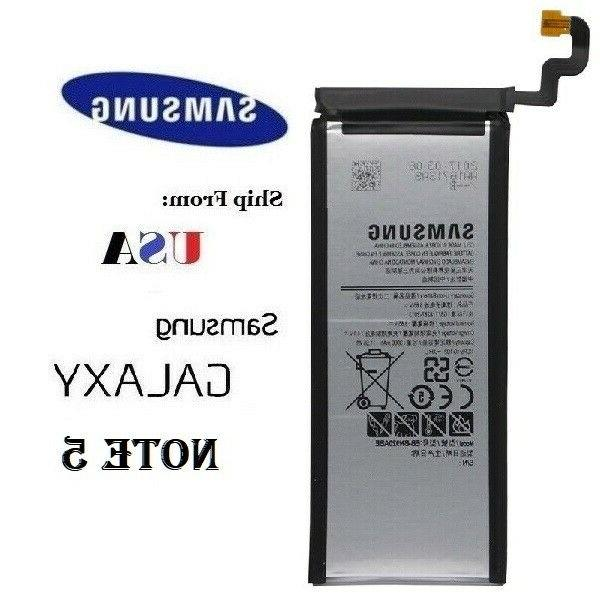 Samsung Galaxy Note 5 Replacement Battery EB-BN920ABE 3000mA