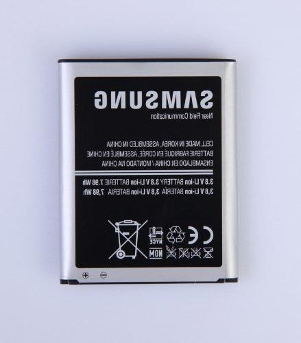 Samsung S3 2100 mAh Replacement Li-Ion Battery with NFC for All Non-Retail Packaging