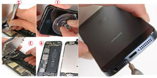 High-Capacity Battery iPhone 4S 6 6S