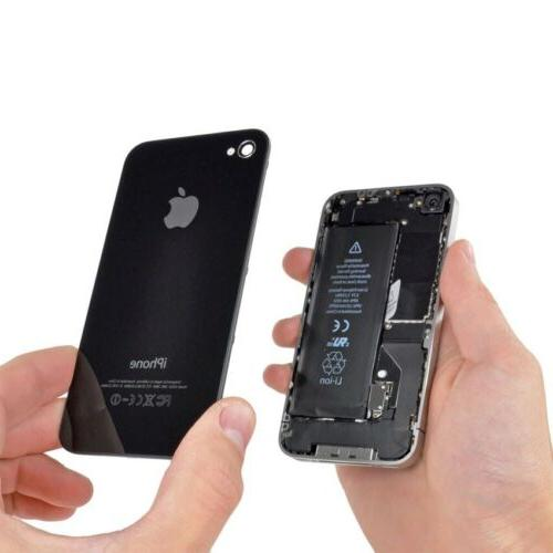 High-Capacity Internal Battery iPhone 4 4S 5 5S 6 6S Plus +