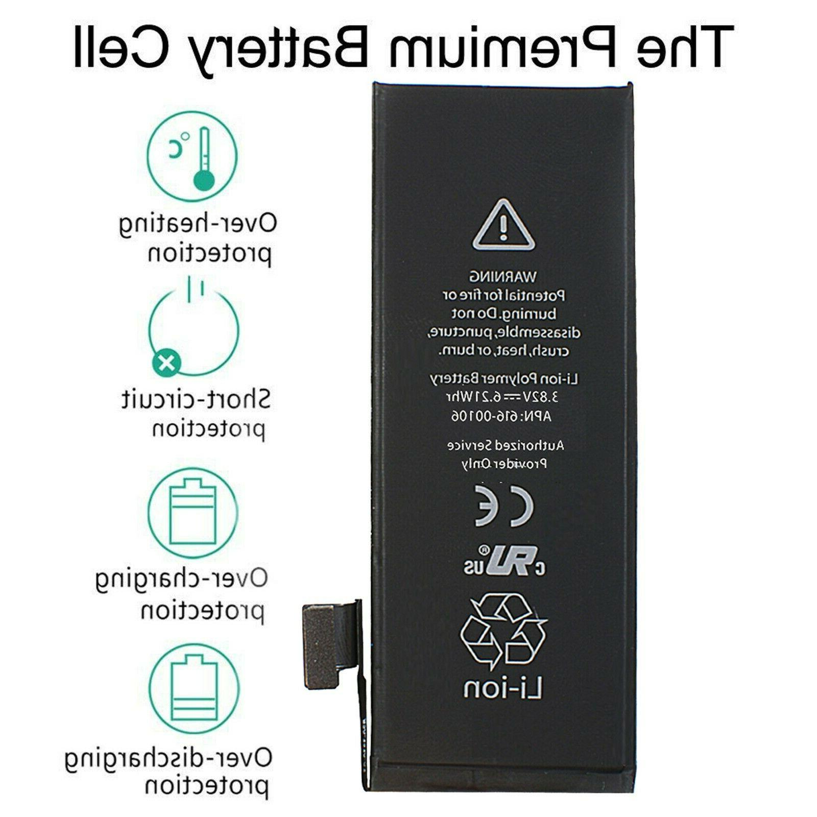 For iPhone SE Battery Battery USA