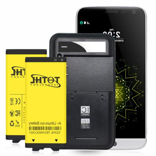 For LG G5 VS987 Verizon phone Replacement Extended Battery 4