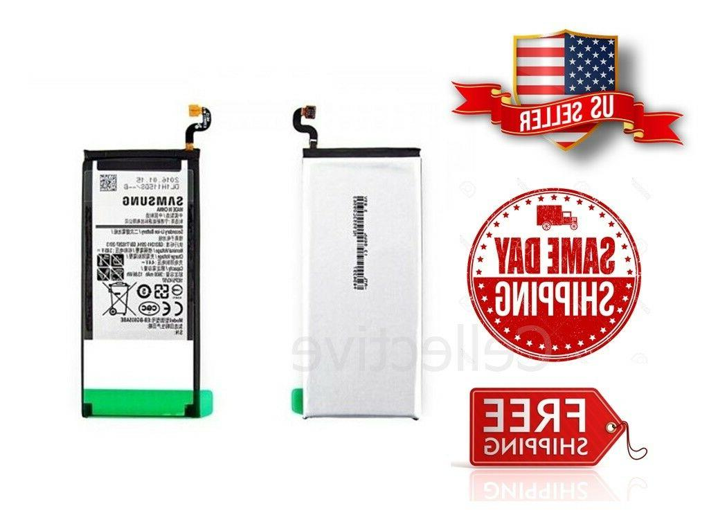 3600mAh Li-ion Replacement Battery For Samsung Galaxy S7 Edg