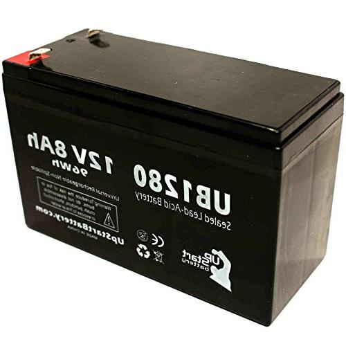 4 - Universal Sealed Acid Battery Replacement Replaces