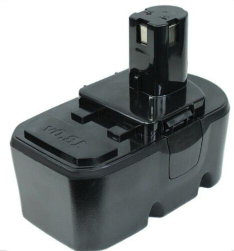 mighty max 18v 1 5ah replacement battery