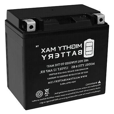 mighty max ytx14 bs replacement for 2000
