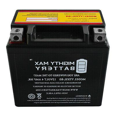 Mighty Max ATV Battery
