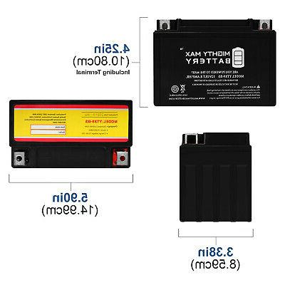 Mighty YTX9-BS Battery Battery