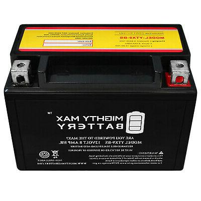 Mighty Max Battery for Deka Battery