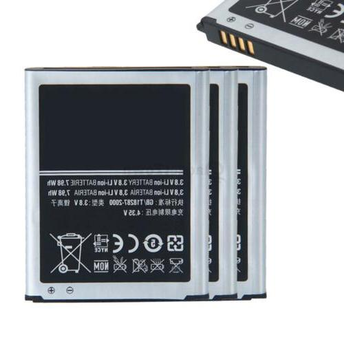 New 2100mAh Replacement Battery for Samsung Galaxy S3 i9300