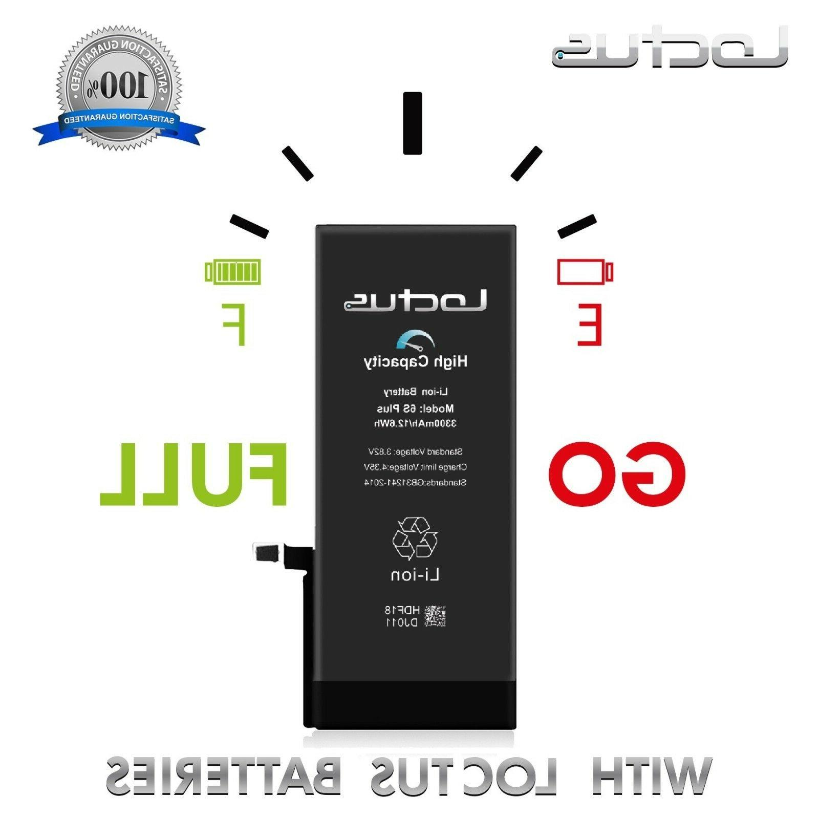 3410mAh High Battery for Plus with